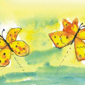 1445 Schmetterlinge