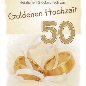 Goldene Hochzeit Rsc Karten