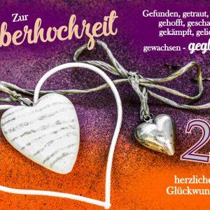 9236 Silbernes Herz