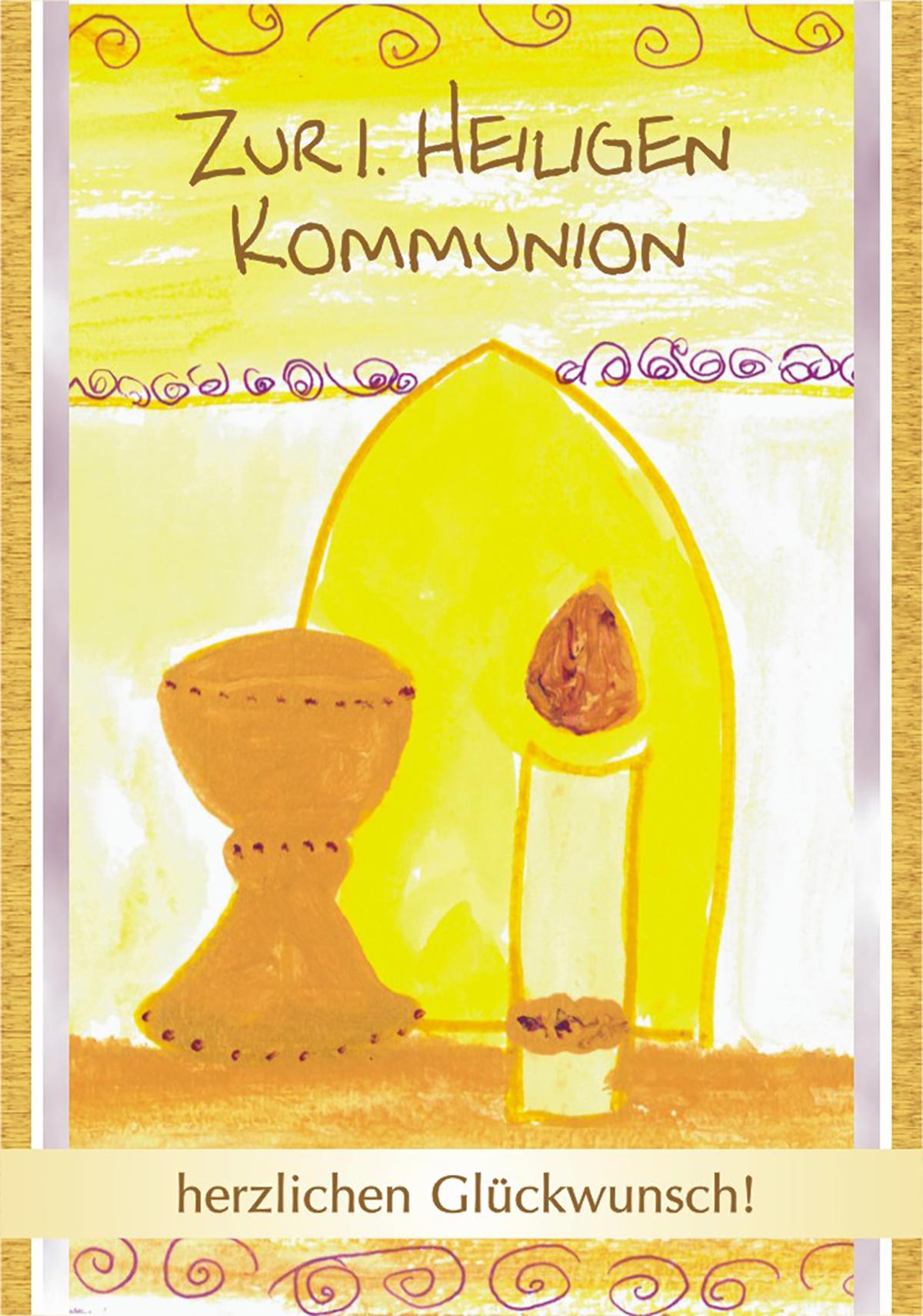Heilige Kommunion